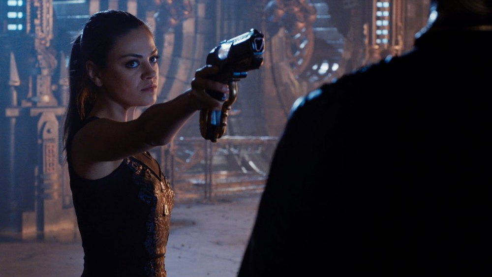 Movie Review Jupiter Ascending 2015 The Book The Film The T Shirt