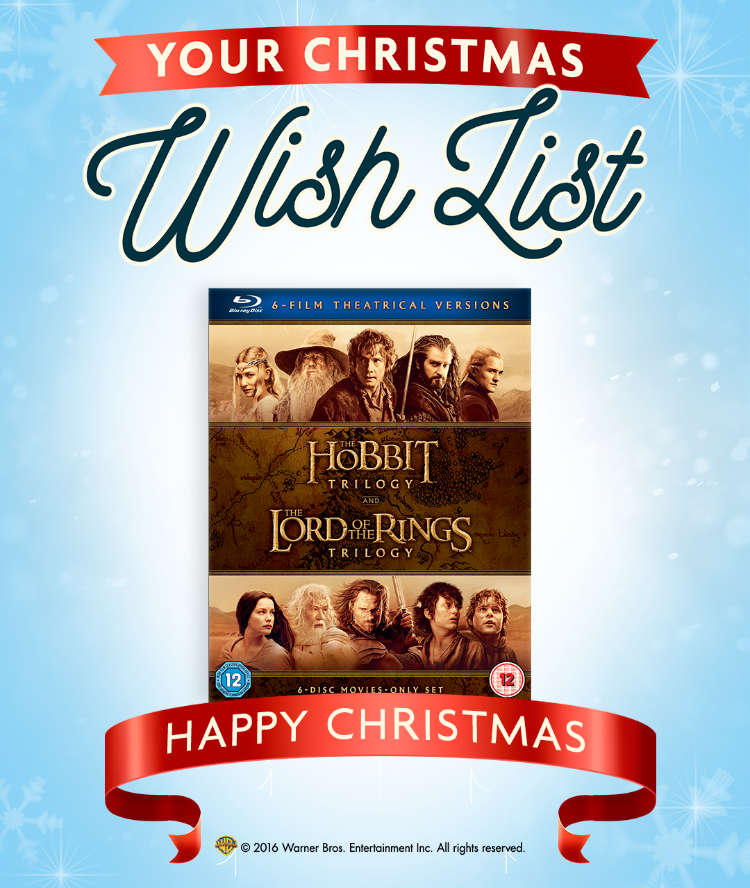 Christmas Gift Guide - The Middle Earth Collection - The Book, The ...